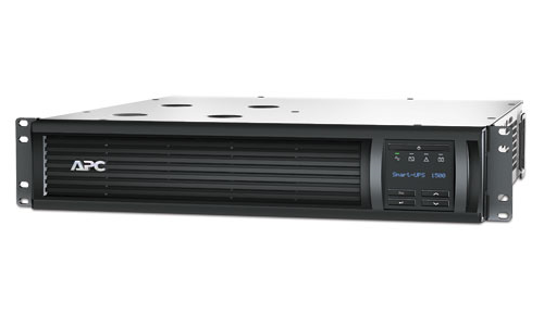 APC Smart-UPS: 1440 VA/1000 W, 120V<br /><br /><small>(Part #: SMT1500RM2U)</small>