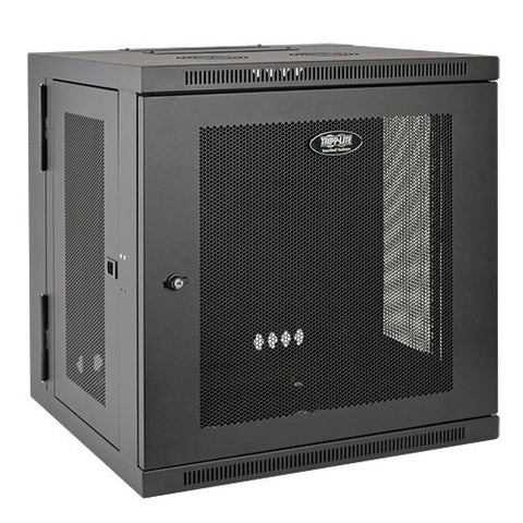 Tripp Lite SmartRack 10U Wall-Mount Rack Enclosure Cabinet<br /><br /><small>(Part #: SRW10US)</small>