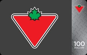 Canadian Tire Gift Card Gift Cards
