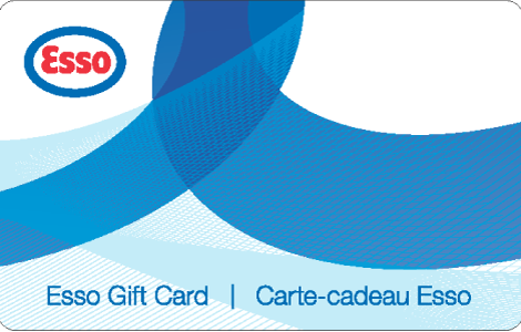 Esso Gift Card Gift Cards
