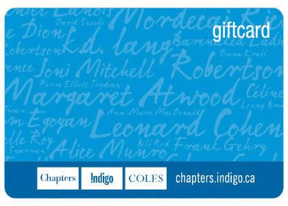 Chapters Gift Card