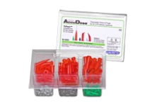 Accudose Low Viscosity Tubes & Plugs #210021       GIFT CARDS     -  $5, , CENTRIX - Canadian Dental Supplies, office supplies, medical supplies, dentistry, dental office, dental implants cost, medical supply store, dental instruments, dental supplies canada, dental supply, dental supply company