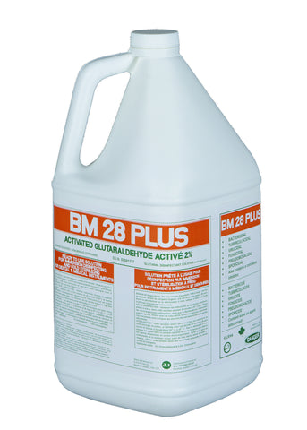 BM 28 Plus 2 Glutaraldehyde Lemon Scented