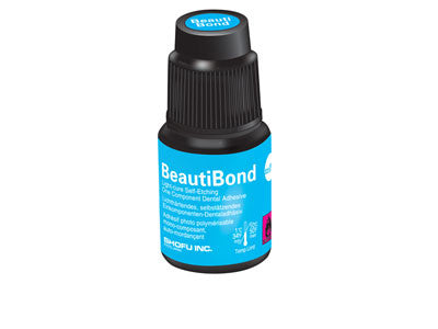 Beautibond Bottle Kit - Shofu..#1781 - 6ml bottle       GIFT CARDS     -  $10, , SHOFU - Canadian Dental Supplies, office supplies, medical supplies, dentistry, dental office, dental implants cost, medical supply store, dental instruments, dental supplies canada, dental supply, dental supply company