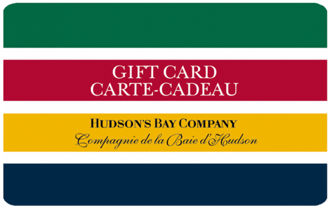 HBC Gift Card Gift Cards