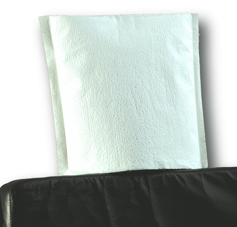 Headrest Covers 10x13 White - Unipack..500/box - 3 Cases, , CROSSTEX - Canadian Dental Supplies, office supplies, medical supplies, dentistry, dental office, dental implants cost, medical supply store, dental instruments, dental supplies canada, dental supply, dental supply company