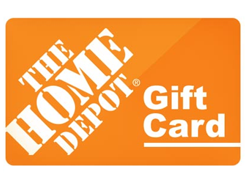 Home Depot Gift Card Gift Cards