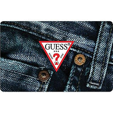 Guess Gift Card Gift Cards