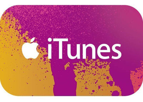 I-Tunes Gift Card Gift Cards