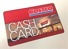 Costco Gift Card Gift Cards