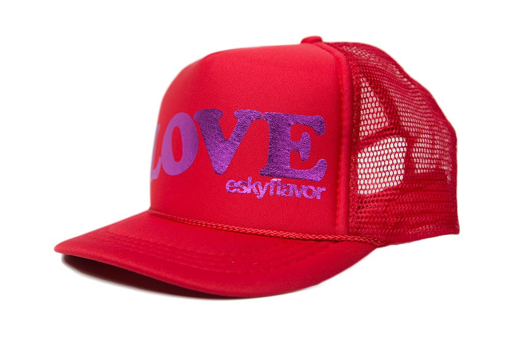LOVE kids eskyflavor Hat