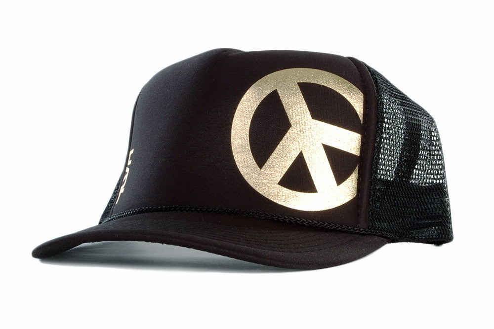 PEACE Sign eskyflavor Hat