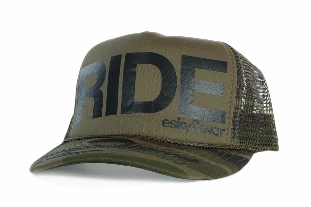 RIDE eskyflavor Hat