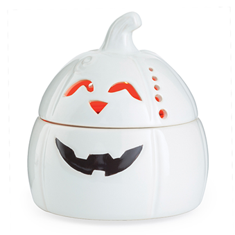 White Pumpkin Candle Aire