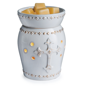 Faith Illumination Candle Warmer