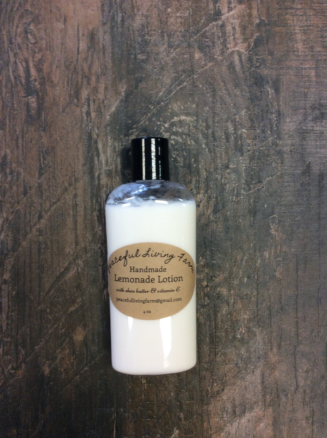 Handmade Lotion