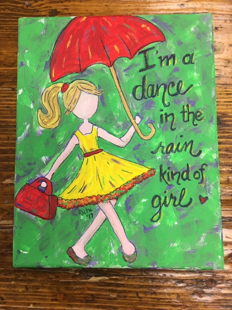 Dance Canvas