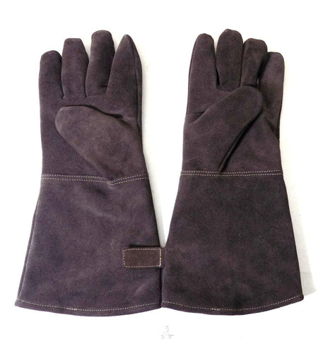 Leather Gloves - Toni