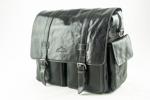 Briefcase - Landeck - BLACK EDITION