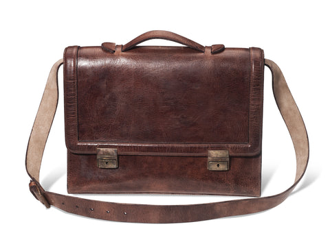 Vintage Messenger Bag - Professor