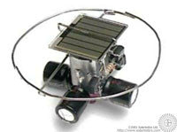 Symet Solar Cell and Motor Parts Bundle: 1381
