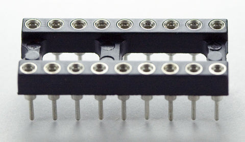 IC Socket 18-Pin