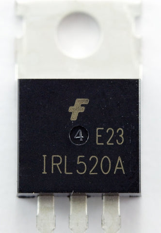 IRL520 Logic Level N-Channel MOSFET
