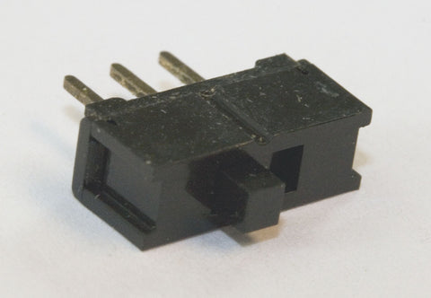 Miniature SPDT Slide Switch for PCB, Solderless Breadboard and Perfboard