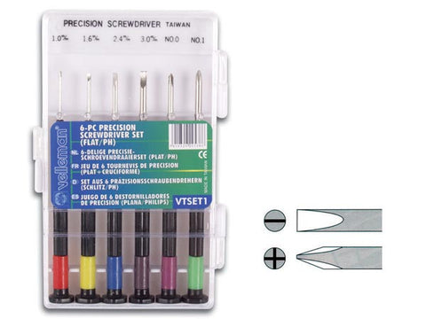 Screwdriver Set (Precision)
