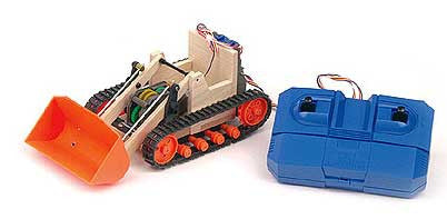 Power Shovel Bulldozer Kit