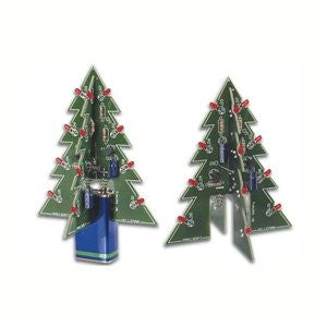 3D XMAS Tree Electronic Kit
