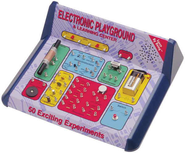50-in-1 Electronics Playground