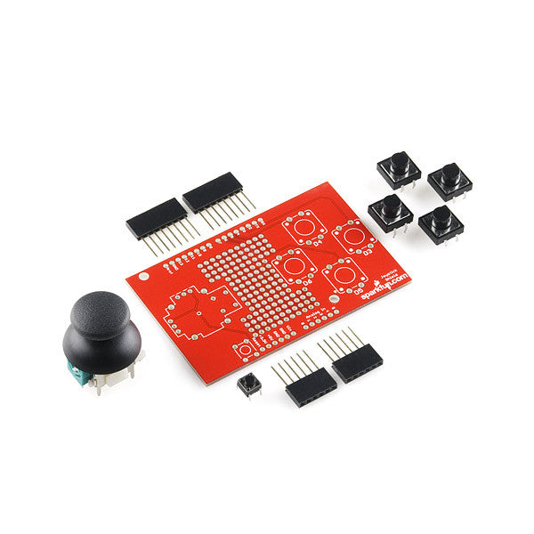 Joystick Shield Electronic Kit