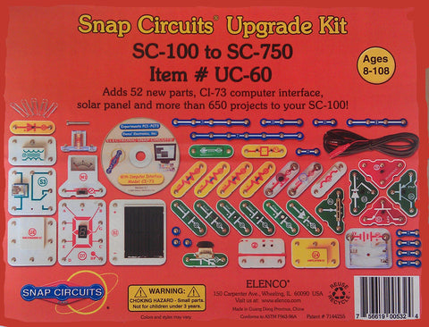 SC-100 to SC-750 Upgrade Kit