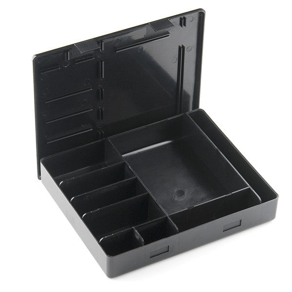 Plastic Storage Box w/Dividers