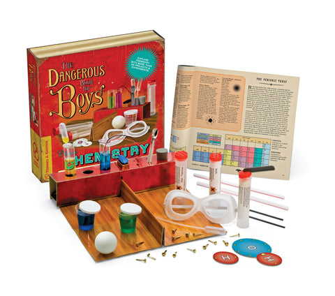 Dangerous Book for Boys: Classic Chemistry