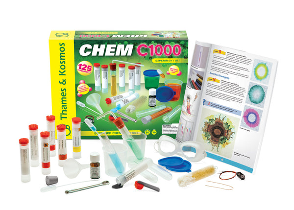 Chemistry Set CHEM C1000 v2.0