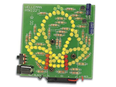 83 LED Animated Bell Electronic Kit