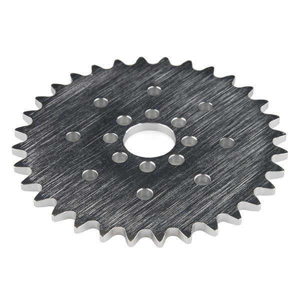 "Sprocket - Hub Mount (0.25"", 32T; 0.5"" Bore)"