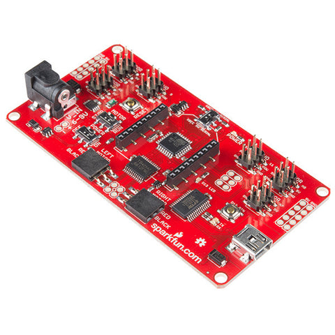 SparkFun Inventor's Kit for RedBot