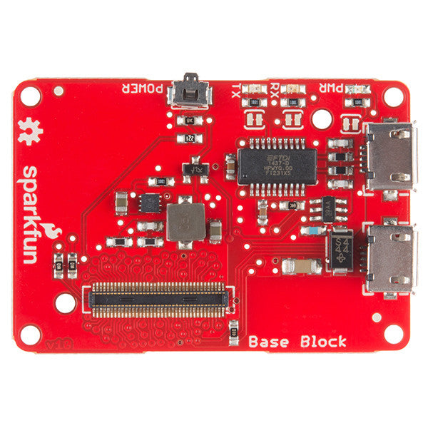 SparkFun Open Power Starter Pack for Intel(R) Edison