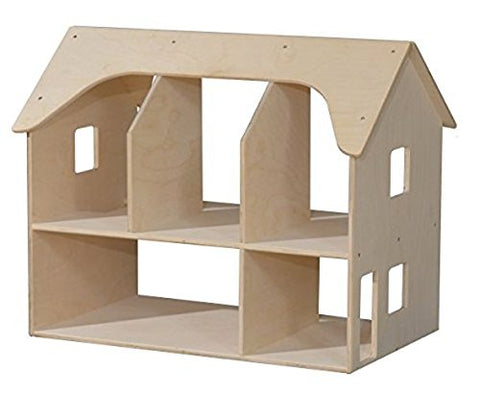 Wood Designs 991034 Double Sided Doll House
