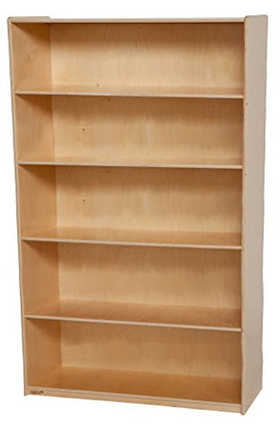 "Wood Designs 12960  Bookshelf, 59-1/2"" Height"