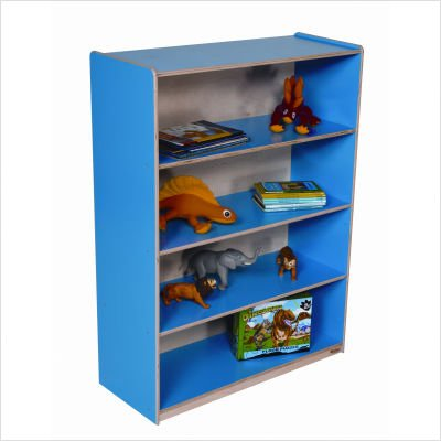 "Wood Designs 12900  Bookshelf, 49"" Height"