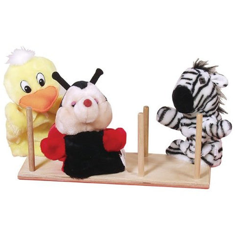 Wood Designs WD23000 Puppet Holder