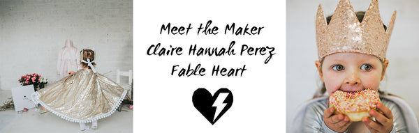 Fable Heart Meet the Maker Young Hearts