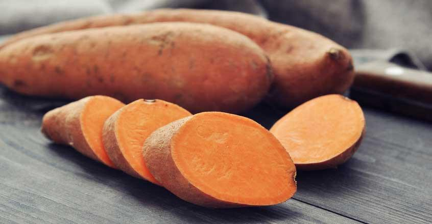 "Garnet Yams (""Sweet Potato"")"