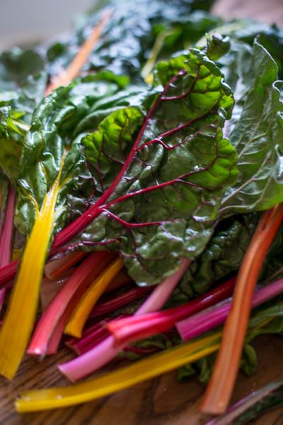 Chard, Rainbow Swiss
