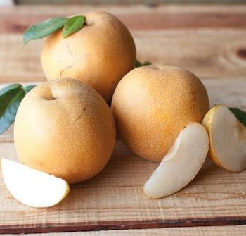 Pears, Asian