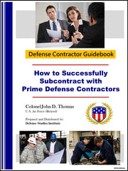 How to Subcontract with Prime Defense Contractors